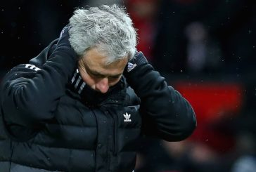 David May: Jose Mourinho is still five players away from his own Manchester United team
