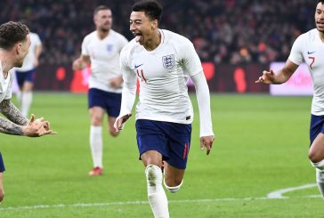 "Jesse Lingard: Playing at the World Cup ""one of the proudest moments of my life"""
