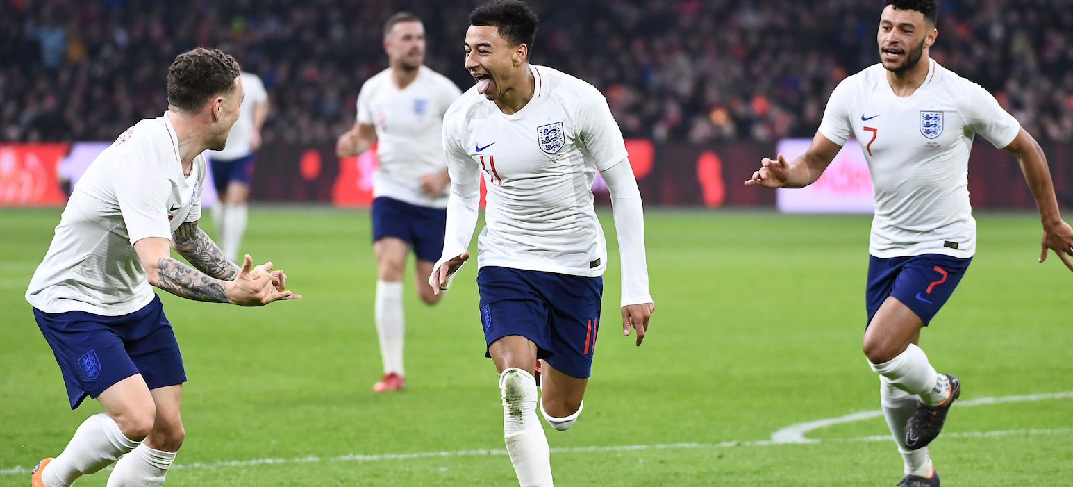 Manchester United's England representatives learn World Cup numbers