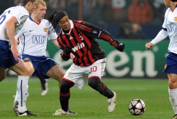 Paul Scholes admits thinking Ronaldinho was joining Manchester United