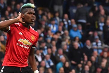 Frank Lampard: Paul Pogba was a different man in the second half against Manchester City
