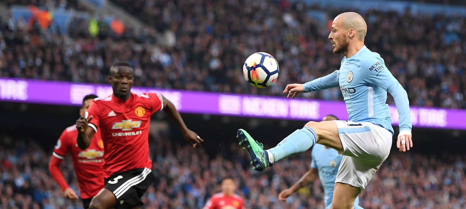 Danilo hits out at Manchester United for playing 'long balls' in derby victory