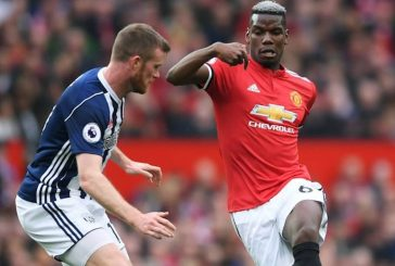 Manchester United fans slam Paul Pogba's performance vs West Brom