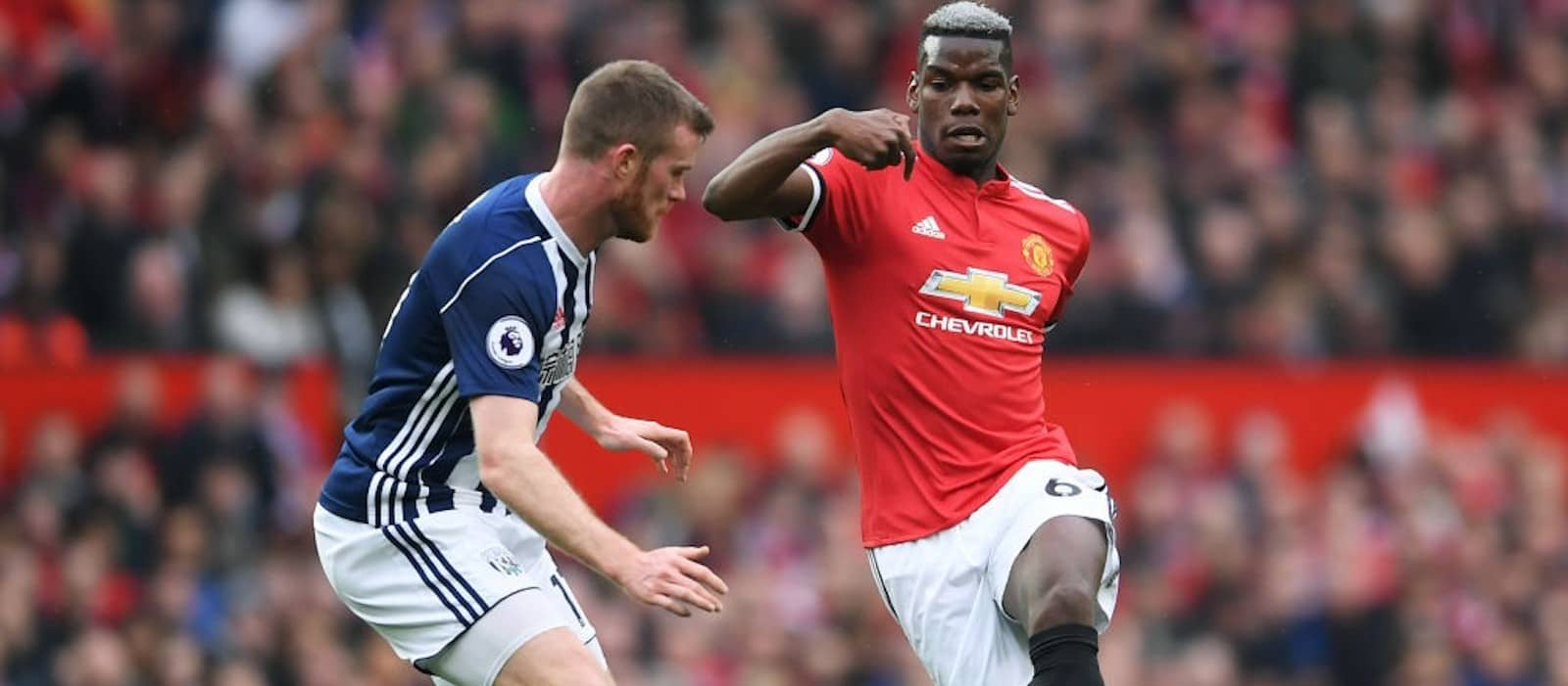 Jose Mourinho hits out at Paul Pogba for overcomplicating his game against West Bromwich Albion