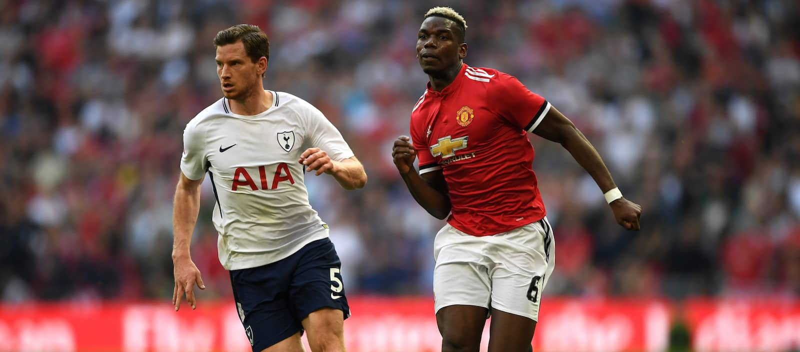 Paul Pogba: It's an honour to captain Manchester United