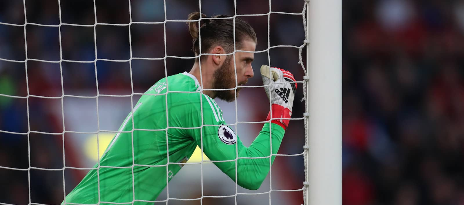 Telegraph: David de Gea no closer to agreeing new deal with Manchester United