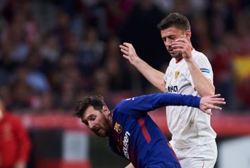 Manchester United make approach for Sevilla's Clement Lenglet – report