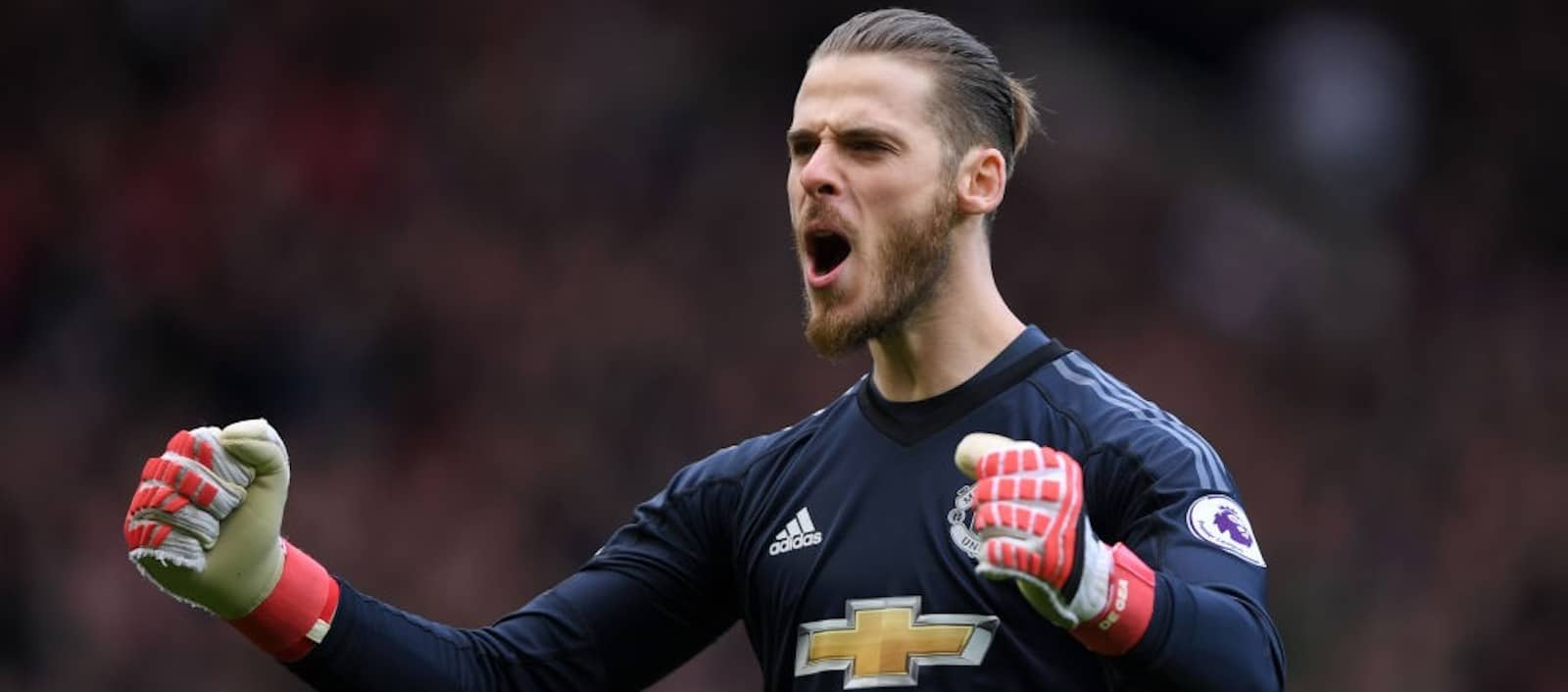 David de Gea 'happy to commit future' to Manchester United – report