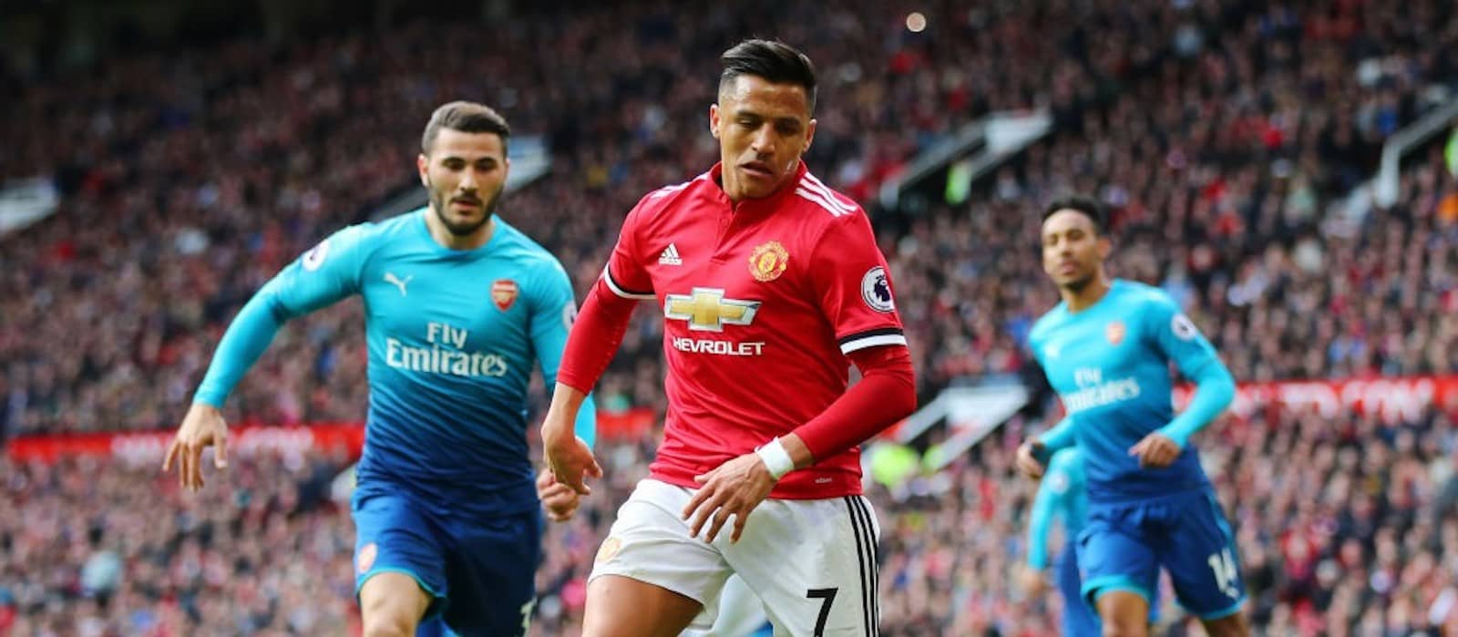 Alexis Sanchez expresses excitement ahead of FA Cup final with Chelsea