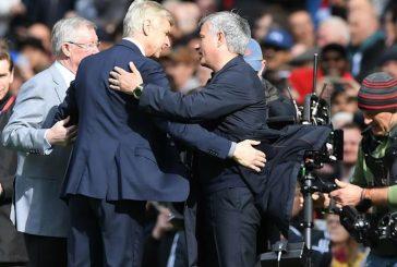 Arsene Wenger begins Arsenal farewell speech by sending message of support to Sir Alex Ferguson