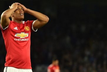 Chelsea manager Antonio Conte doesn't deny Anthony Martial interest