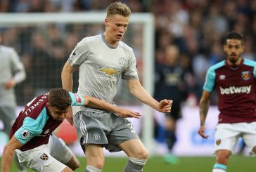 Scott McTominay: Jose Mourinho and Sir Alex Ferguson give me confidence
