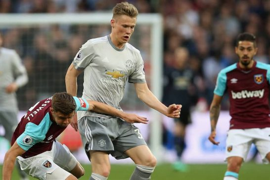 Confirmed: Scott McTominay signs new Manchester United contract until 2023