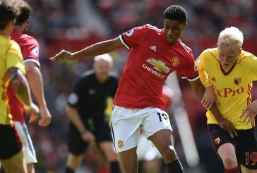 Manchester United fans have mixed feelings on Marcus Rashford's performance vs Watford