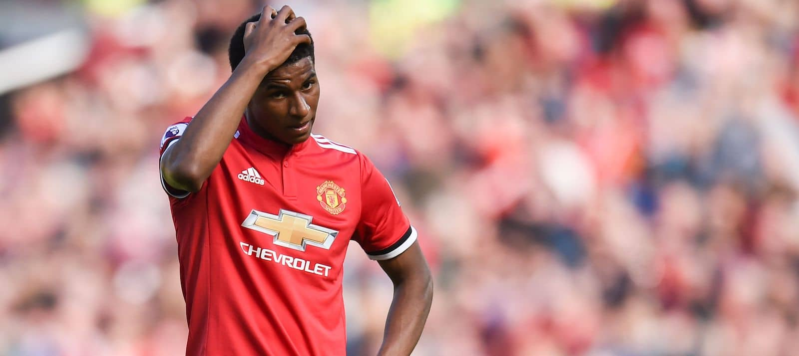 Jose Mourinho annoyed with Marcus Rashford following FA Cup final defeat: report