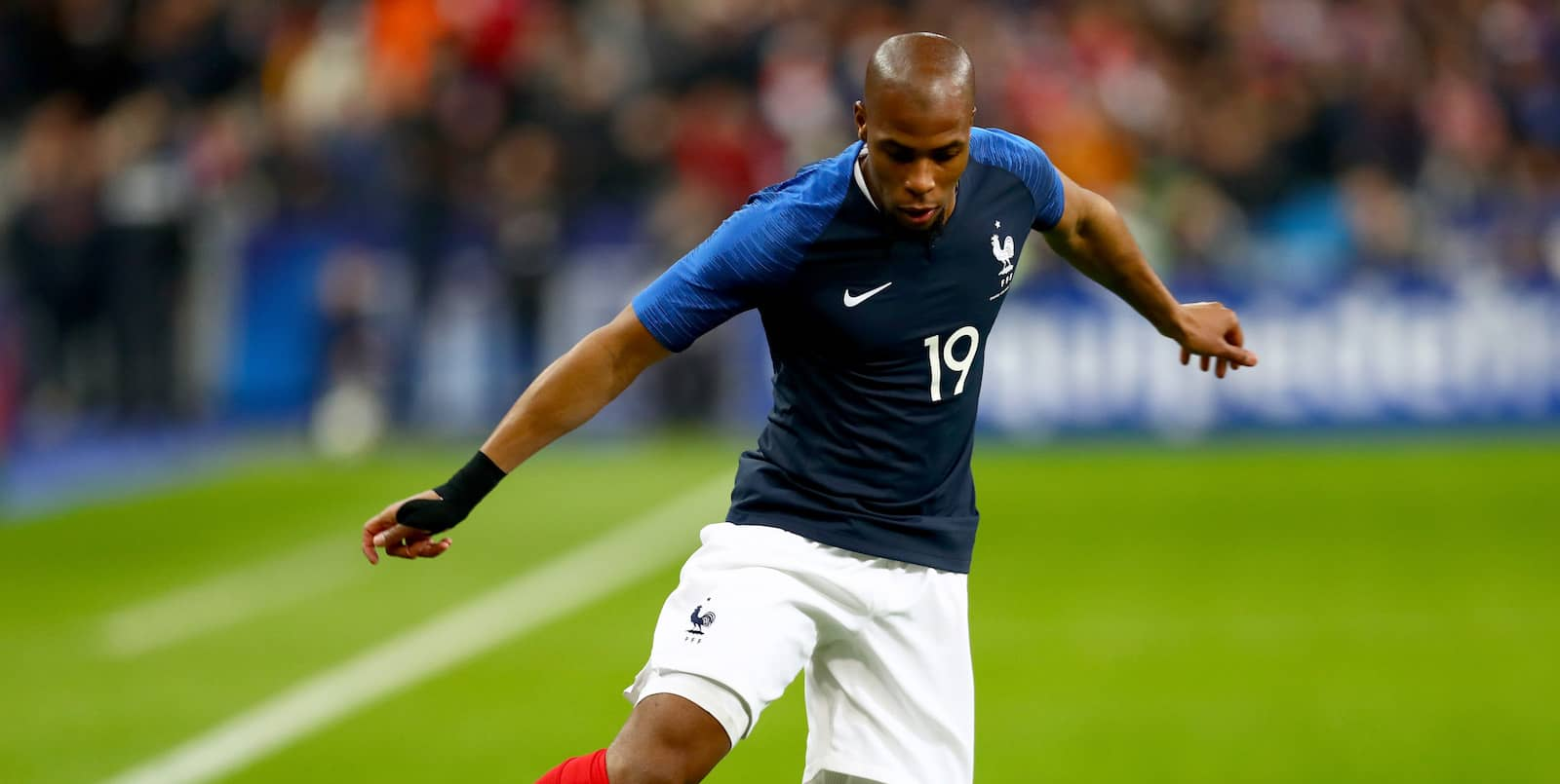Manchester United face competition for AS Monaco star Djibril Sidibe: report