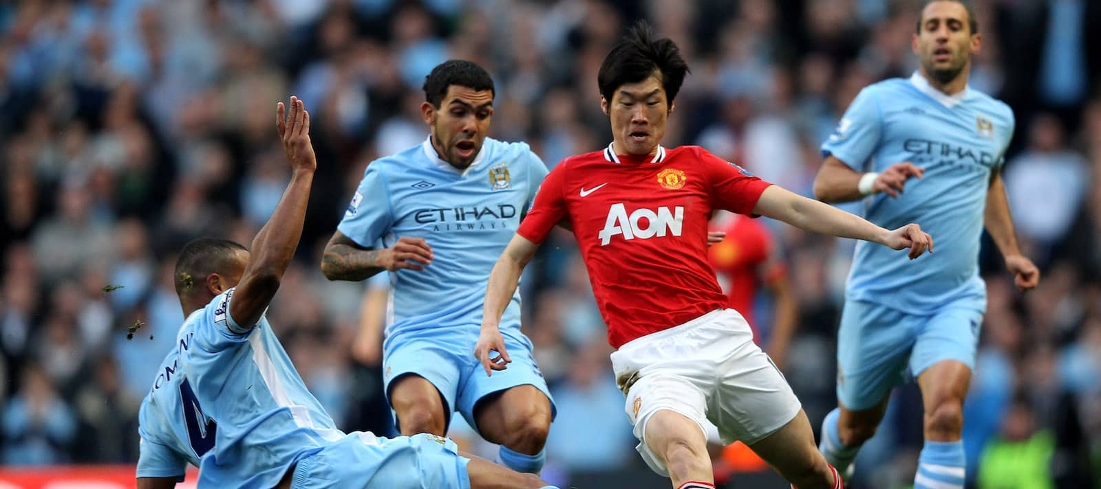 Park Ji-sung: It's great to hear Sir Alex Ferguson regretted leaving me out of final