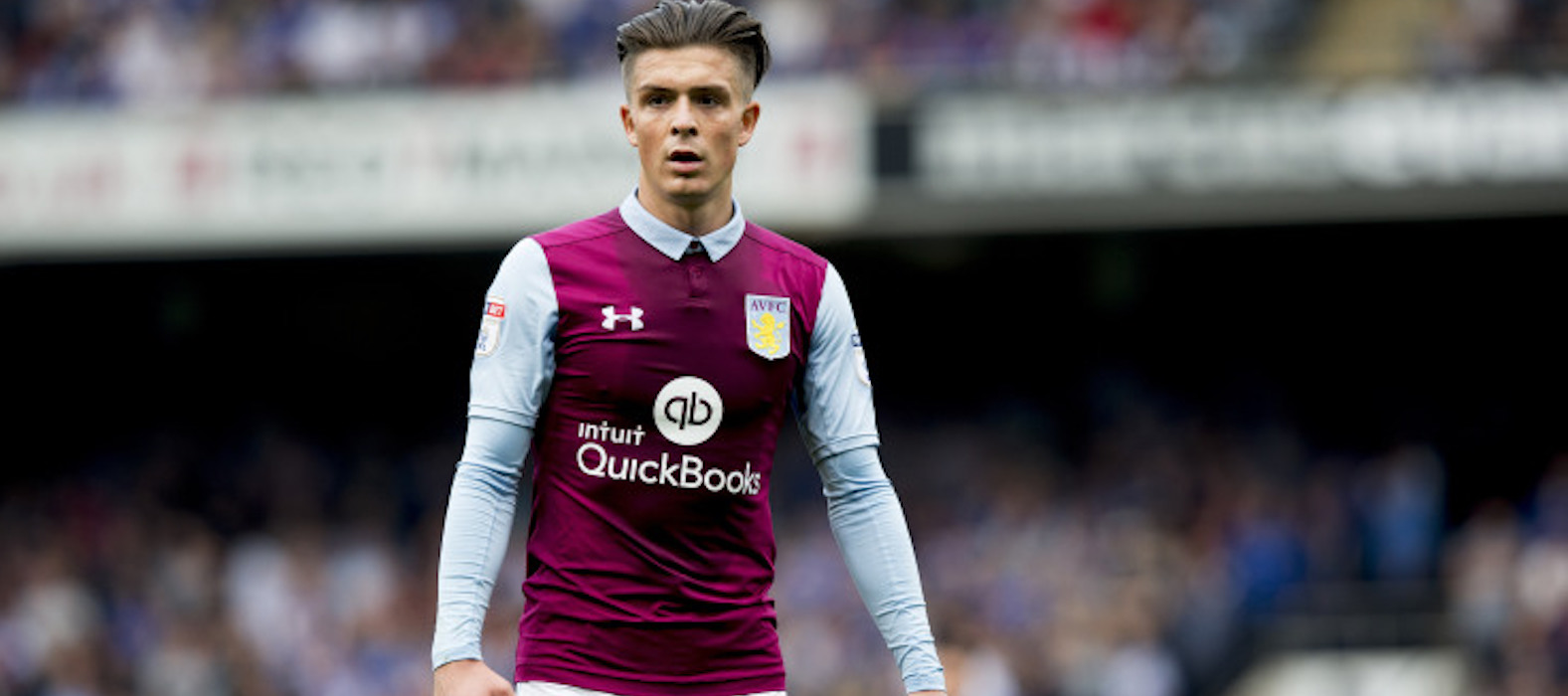 Manchester United turn to Aston Villa's Jack Grealish for attacking depth