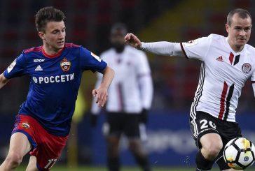 Manchester United chase Aleksandr Golovin transfer: report