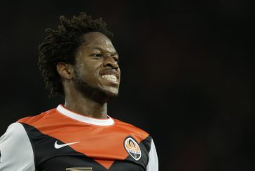 New signing Fred suffers ankle injury scare in Brazil training