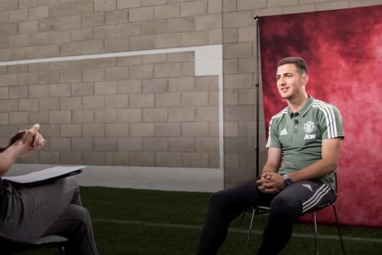 Jose Mourinho confirms that Diogo Dalot is finally ready to make Manchester United debut