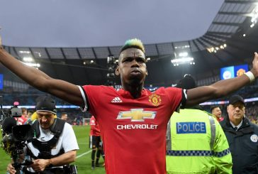 Video: Paul Pogba in good spirits despite feud with Jose Mourinho