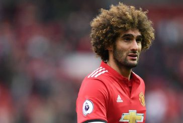 Marouane Fellaini sparks injury worries for Manchester United after missing training for Belgium