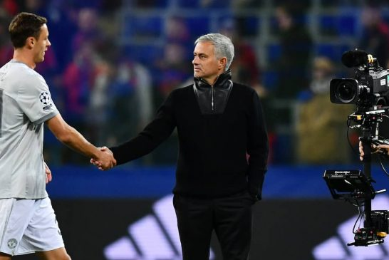 Jean Michel Aulas admits to holding talks with Jose Mourinho