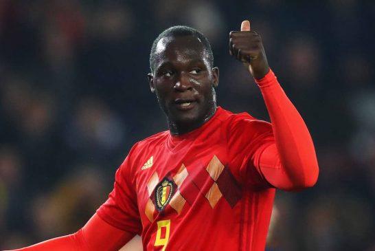 Romelu Lukaku: I'm at the World Cup to score goals