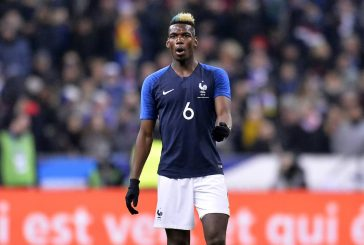 Didier Deschamps: Paul Pogba was almost everywhere against Belgium