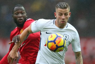 Toby Alderweireld offers Manchester United huge transfer blow