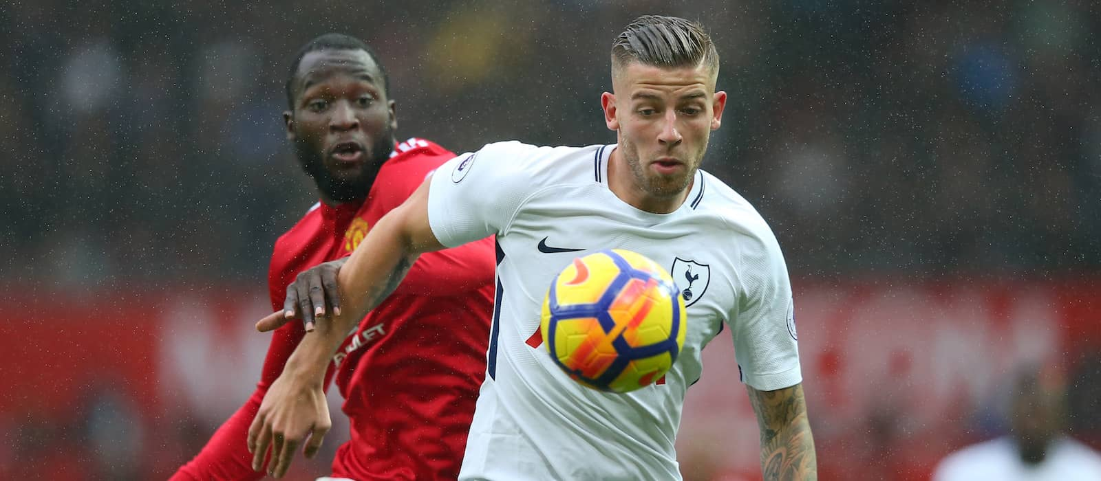Manchester United unwilling to match Tottenham's asking price for Toby Alderweireld: report