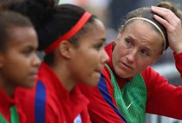 Casey Stoney confirms Aon Training Complex expansion plans