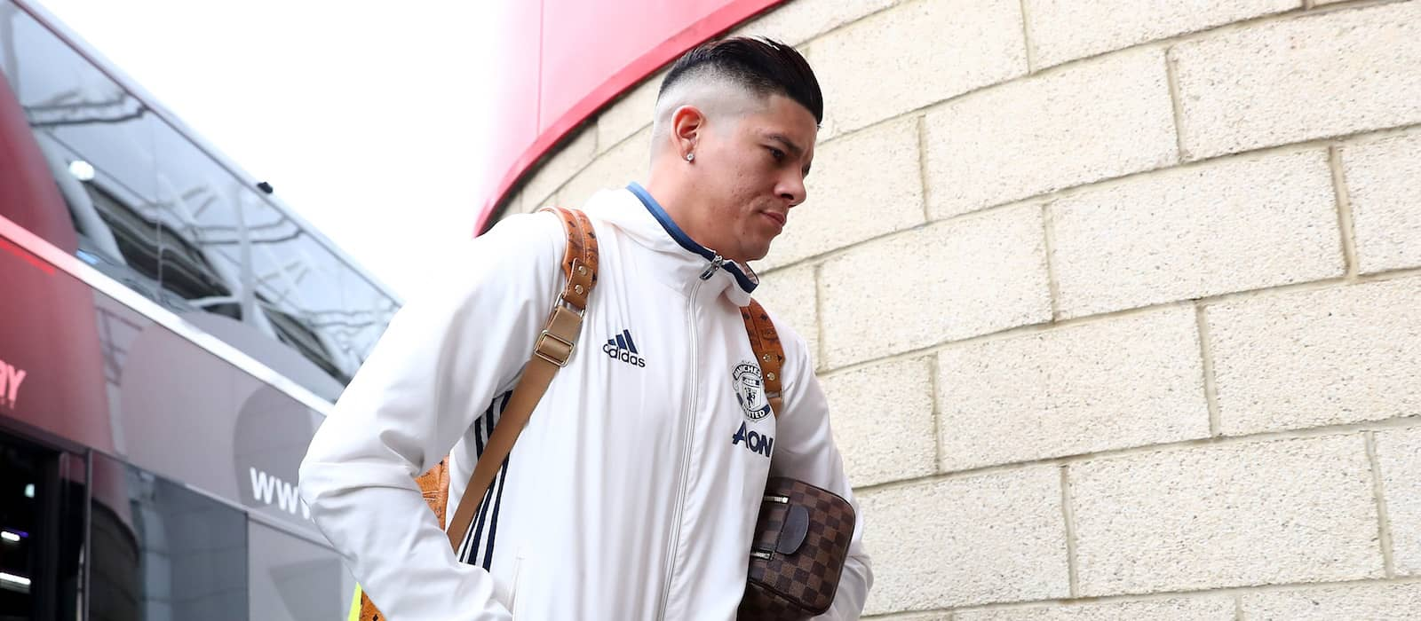 Marcos Rojo doesn't blame Jose Mourinho for Manchester United game time