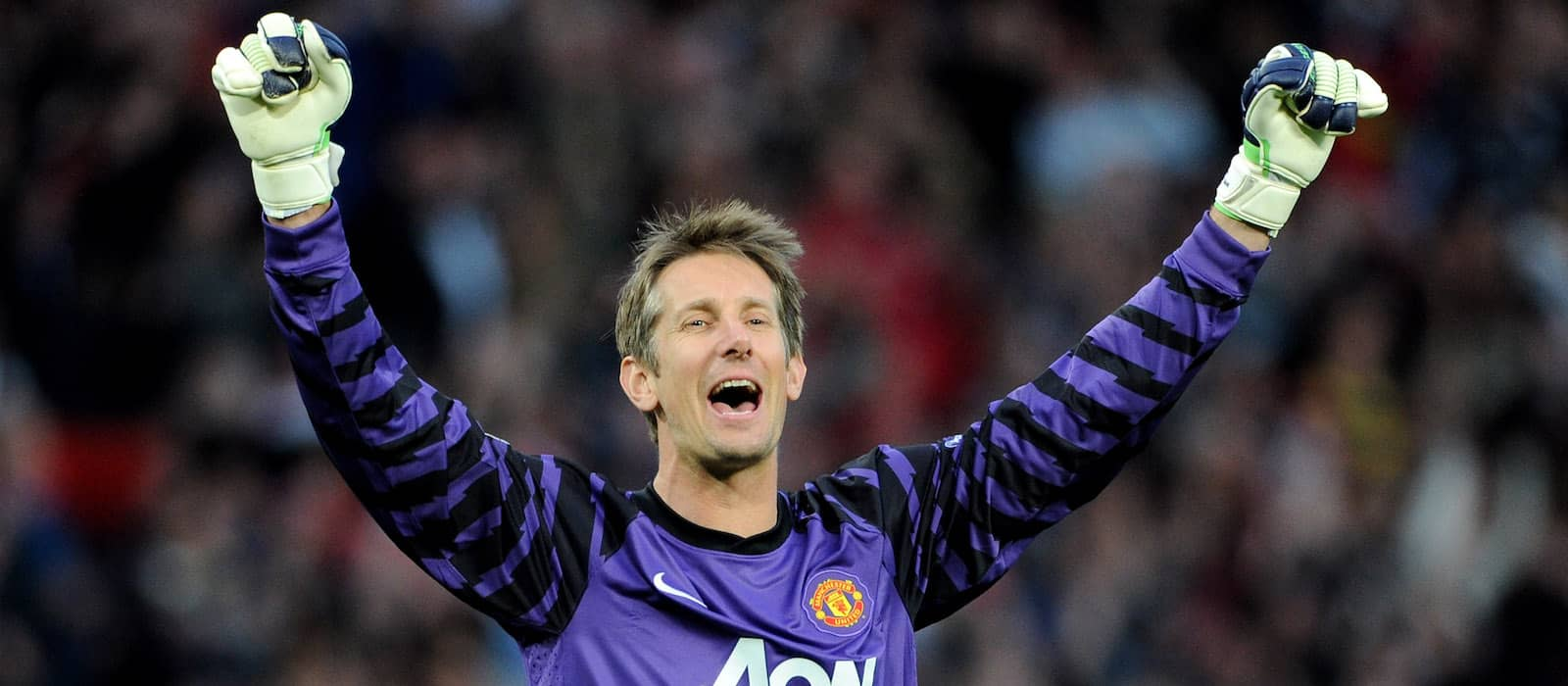 Edwin van der Sar could be set for Manchester United return