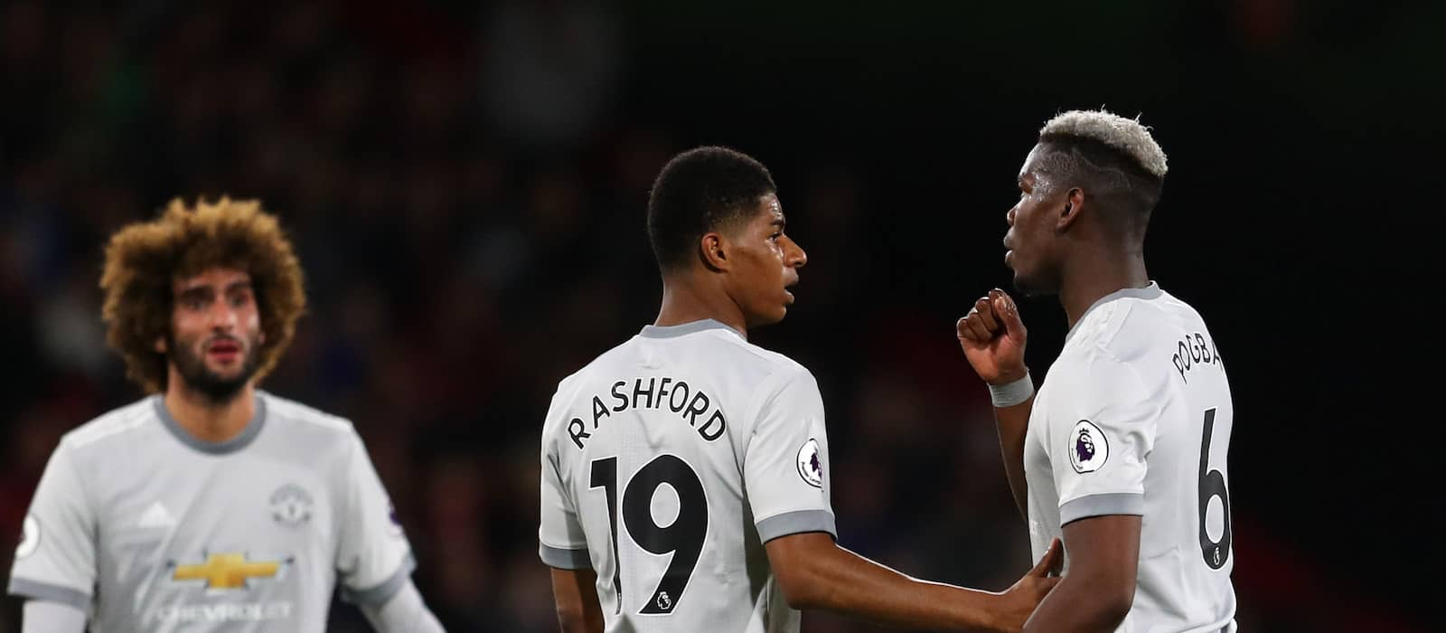 Romelu Lukaku: Marcus Rashford is one of the most complete number 9s