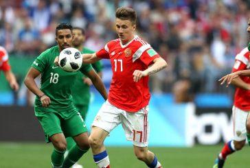 Aleksandr Golovin's father gives Manchester United hope