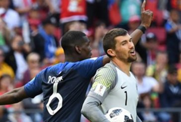 Paul Pogba produces impressive performance for France against Peru