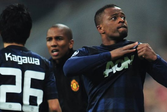 Patrice Evra explains how Manchester United need to regain respect