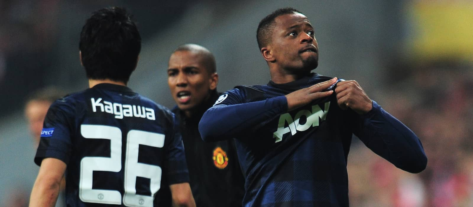 Patrice Evra reveals strong intentions for Manchester United return