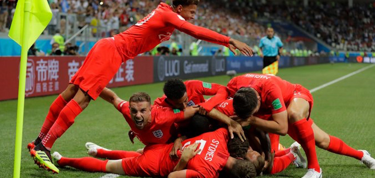 Photo gallery: Marcus Rashford, Jesse Lingard and Luke Shaw training with England