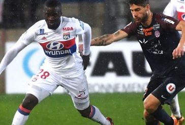 Manchester United interested Lyon's Tanguy Ndombele: report