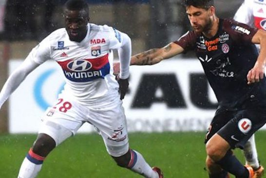 Manchester United's stall on move for Tanguy Ndombele: report