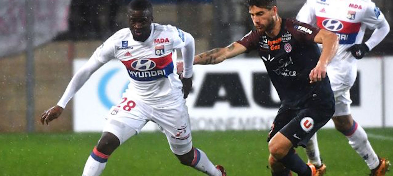 Tanguy Ndombele admits interest in Tottenham despite Manchester United links
