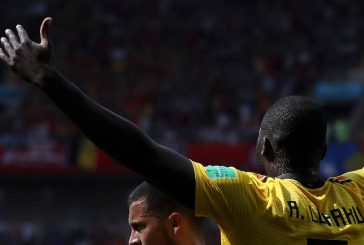 Eden Hazard hails Romelu Lukaku's development at Manchester United