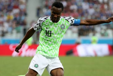John Obi Mikel: I chose Chelsea and four lives changed that day