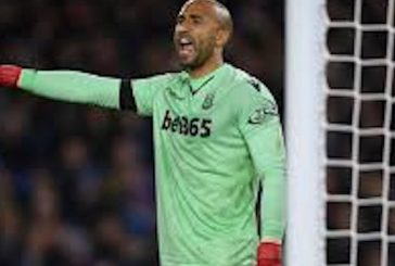 Manchester United to sign Stoke City's Lee Grant as third choice keeper – report