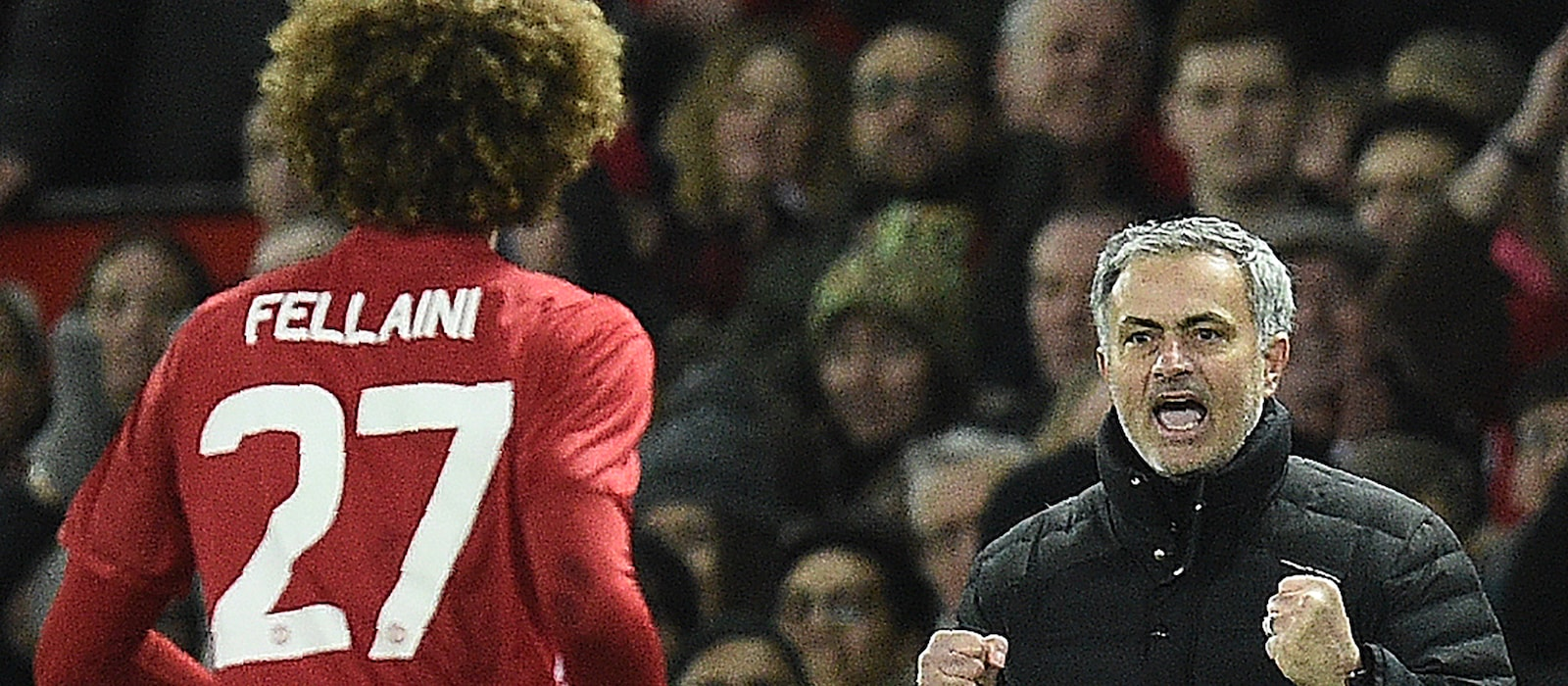 From Belgium: Marouane Fellaini stuck with Manchester United to improve chances of playing for Belgium