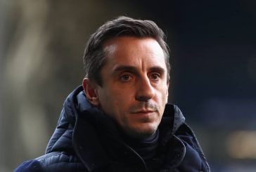 Gary Neville lists Kylian Mbappe, N'Golo Kante and Raphael Varane as dream Manchester United signings
