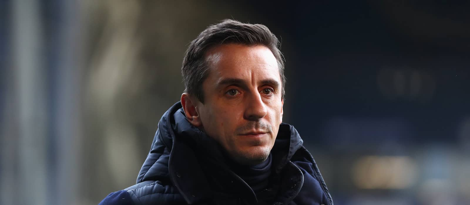 Gary Neville reveals he won't be happy until this happens